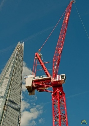 2021 Wolff 700 B Tower Crane