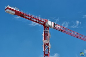2019 Wolff 7534.16 Tower Crane
