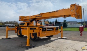 2020 Broderson IC-250-3E 18-Ton Carry Deck Crane