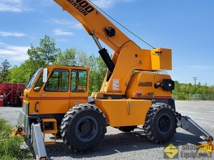 2020 Broderson RT-400-A 20-Ton Down Cab Rough Terrain Crane