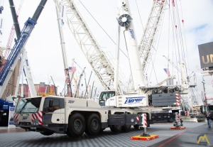 2020 Demag AC 300-6 350-Ton All Terrain Crane