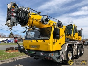 2020 Grove GMK3060L 65-Ton All Terrain Crane