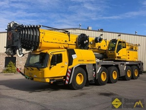 2020 Grove GMK5250XL-1 300-Ton All Terrain Crane