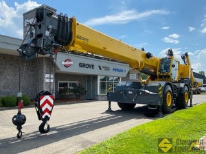 2020 Grove RT765E-2 65-Ton Rough Terrain Crane