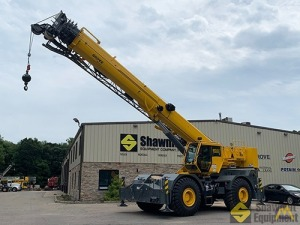2020 Grove RT770E 70-Ton Rough Terrain Crane