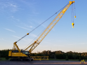 2020 Kobelco CK1100G-2 110-Ton Lattice Boom Crawler Crane