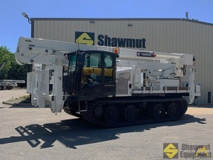 Like New 2020 Terex HRX55 Crawler Mounted Aerial Lift
