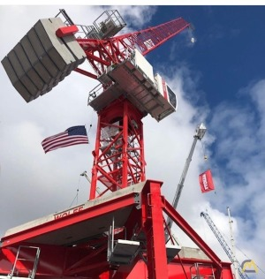 2020 Wolff 166 B Tower Crane
