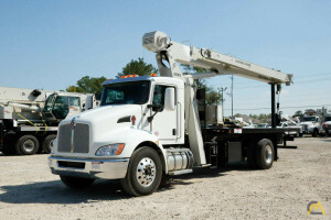2021 National 571E2 mounted to 2022 Kenworth T370 chassis