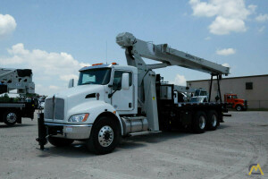 2021 National 8100D mounted to 2021 Kenworth T370 chassis