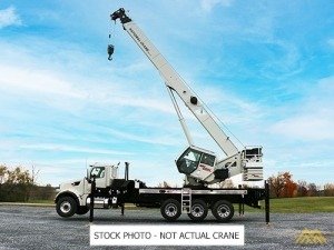 2021 National NTC60XL 60-Ton Boom Truck Crane