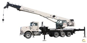 2022 National NBT55L mounted to 2023 Peterbilt 567 chassis
