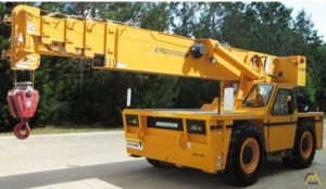 20t Broderson IC-400-3A Carry DecK Crane