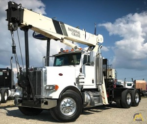 20t National 638E Tractor Mounted Boom Truck