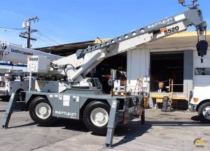 20t Shuttlelift CD5520 Carry Deck Crane