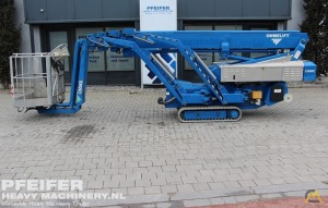 21.8m Omme Lift 2200 RBD Track Boom Lift