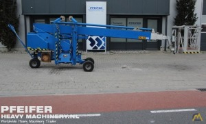 Denka Lift DL22N 21.9m Telescopic Boom Lift