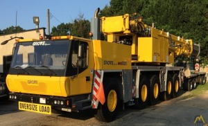 225t Grove GMK5225 All Terrain Crane
