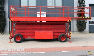 22m Holland Lift TWINSTAR A200DL Scissor Lift