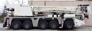 240t Terex-Demag AC 200 All Terrain Crane