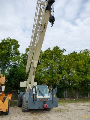 Terex CD 225-1 25-Ton Down Cab Rough Terrain Crane