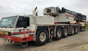 Link-Belt ATC-3250 250-Ton All Terrain Crane