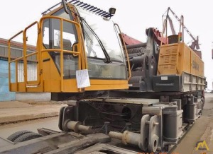 Sany SCC2500C 250-Ton Lattice Boom Crawler Crane