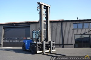 25t Hyster H25XMS-9 Lift Truck