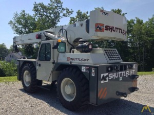 Shuttlelift CD7725 25-Ton Industrial Carry Deck Crane