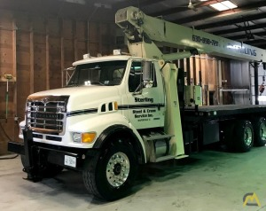 26-ton National 9103A Boom Truck