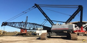 275t Terex American HC275 Lattice Boom Crawler Crane