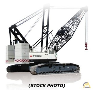 275t Terex HC 275 Lattice Boom Crawler Crane
