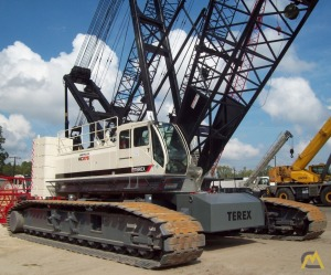 275t Terex HC275 Lattice Boom Crawler Crane