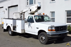 300 lb. Terex Telelect T292 Bucket Truck