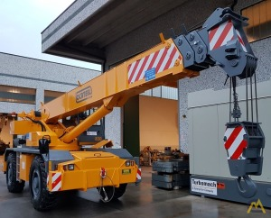 30t Locatelli GRIL 830 Rough Terrain Crane