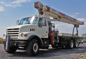 30t Terex BT60100 Used Boom Truck - 165' Tip Height!