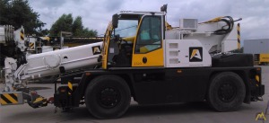 30t Terex-Demag AC 30 City Compact All Terrain City Crane