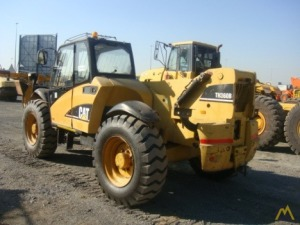3100 KG CAT TH360B Telehandler with 13.5 m lift height