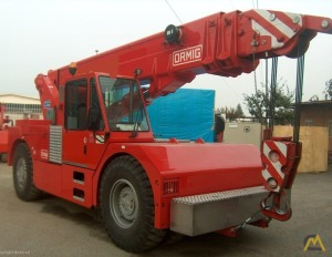 33t Ormig 33 tmBP Pick & Carry Crane