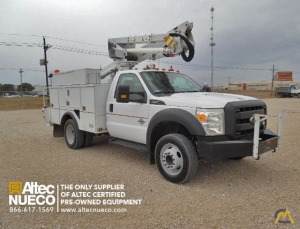 350 lb. Altec AT37-G Bucket Truck