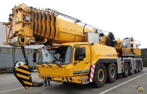 350t Grove GMK6350L All Terrain Crane
