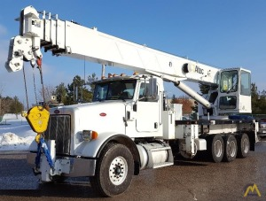 38t Altec AC38-127S All Terrain Crane