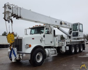 38t Altec AC38-127S-WS All Terrain Crane