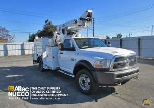 400 lb. Altec AT40M Bucket Truck