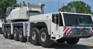 400t Terex Demag AC 350 All Terrain Crane