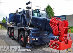40t Terex-Demag AC 40-1 All Terrain Crane