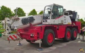 40t Terex Demag AC 40-1 City All Terrain Crane