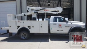 1cc24942b9 45  Versalift SST-40-EIH Bucket Truck on Dodge 5500 SOLD Boom Lifts ...