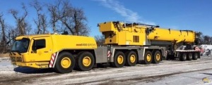 450t Grove GMK6400 All Terrain Crane