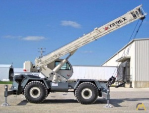 Terex RT 345-1XL 45-Ton Rough Terrain Crane